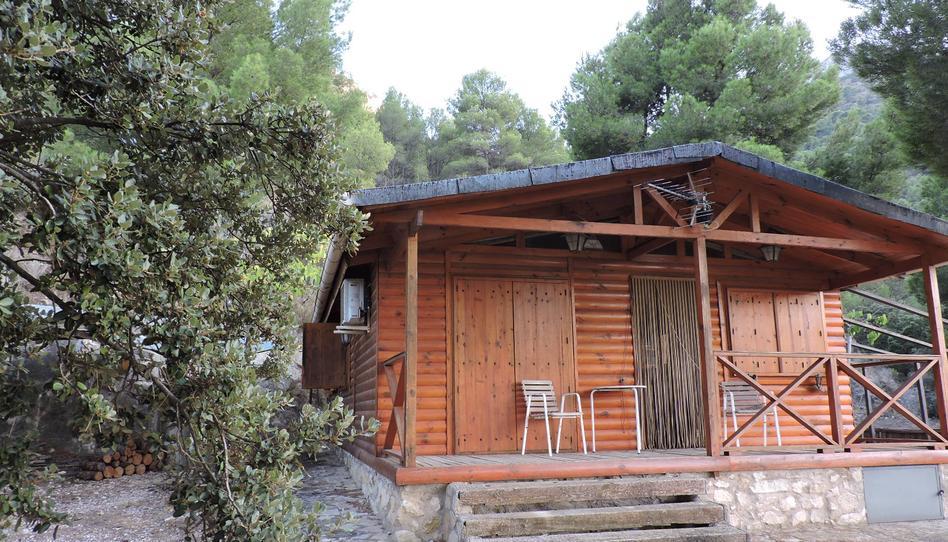 Foto 1 de Finca rústica en venta en Tibi, Alicante