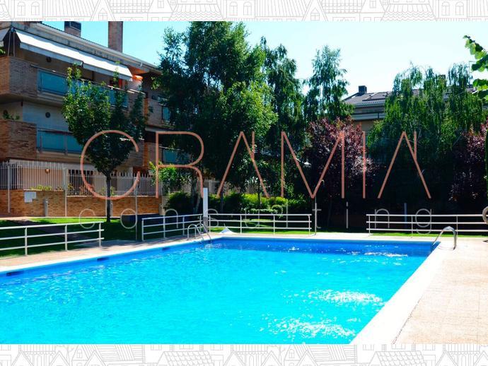 Foto 1 de Ático en  Sabina Canyameras / Mira-sol, Sant Cugat del Vallès