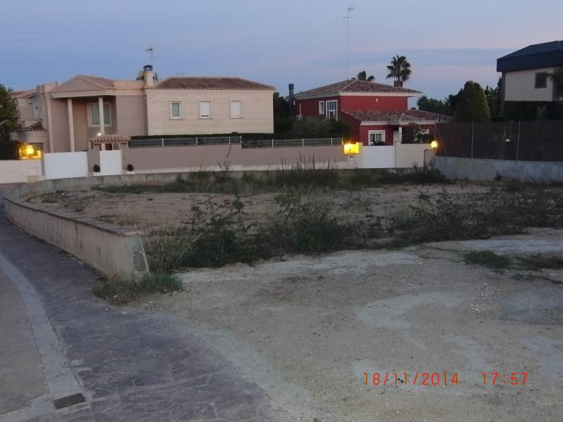 Terrain urbain  Godella ,urb. campolivar. Parcela en el centro de campolivar