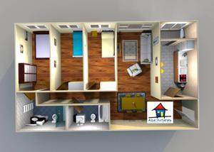 Alquiler Vivienda Piso alquiler con opcion a compra piso en parla. zona: parla este