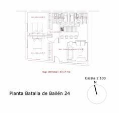 Piso en Venta en Batalla de Bailén, 24 / Villalba Estación