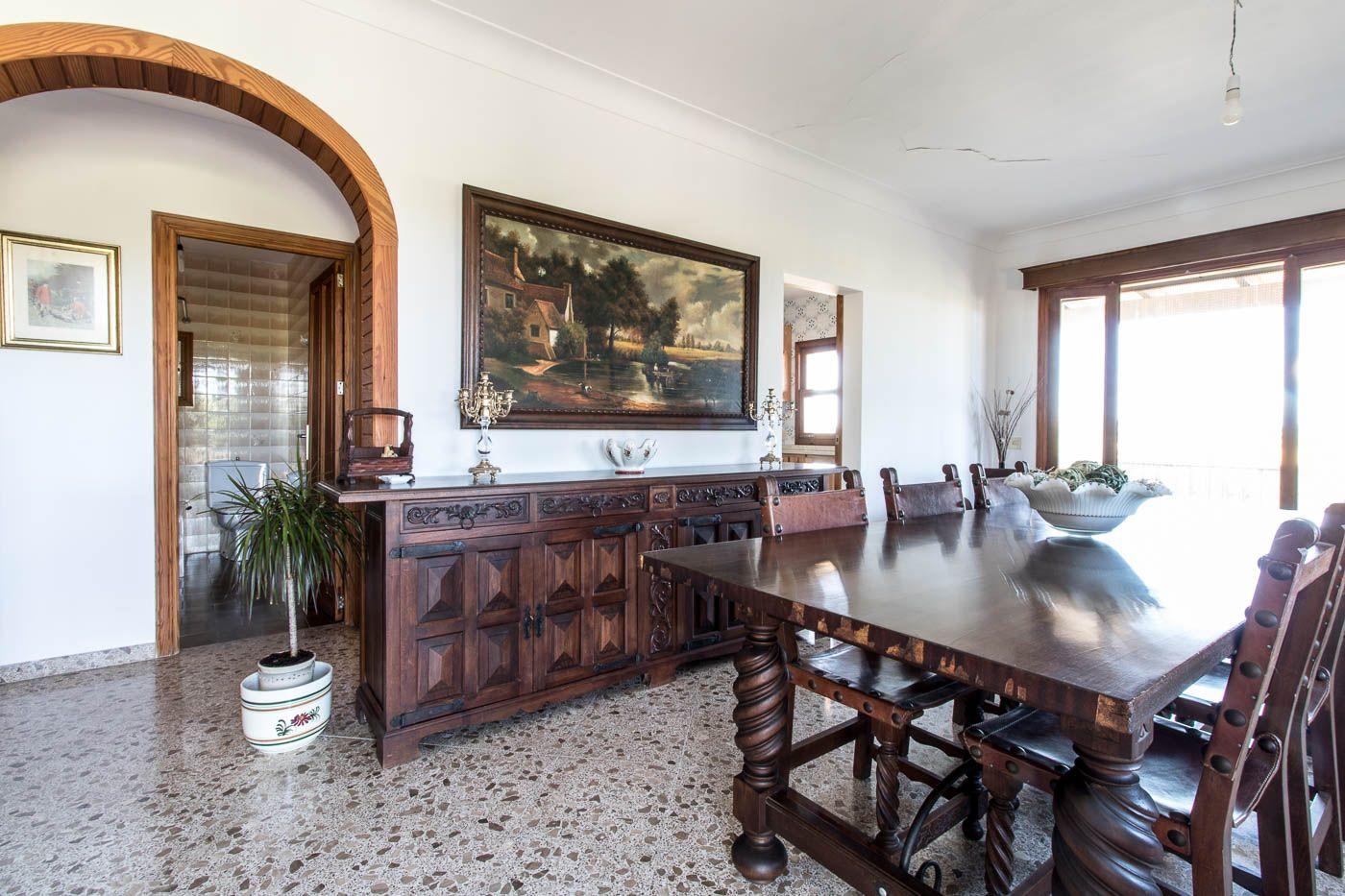Casa  Es vinyet. Finca rústica en Petra