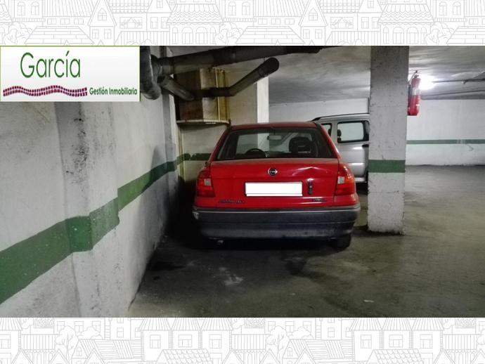 Foto 1 de Garaje en  Arquitecto Morell / Ensanche - Diputación, Alicante / Alacant