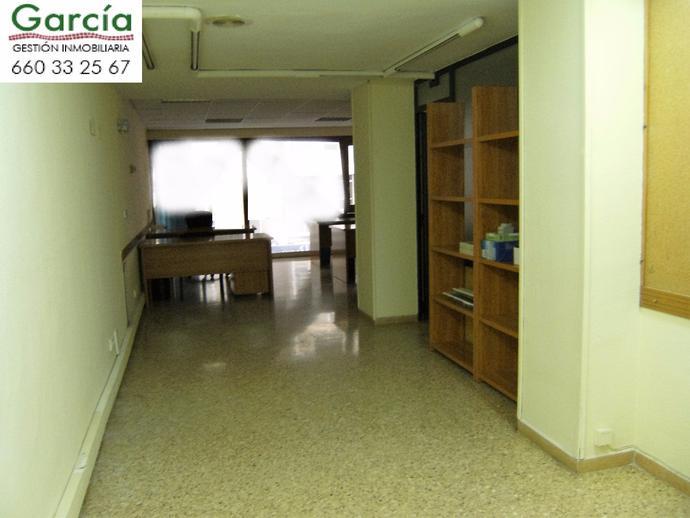 Foto 1 de Oficina en  Portugal / Ensanche - Diputación, Alicante / Alacant