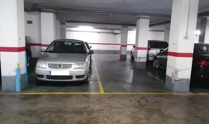 Plazas de garaje de alquiler en Parque de Canalejas, Alicante