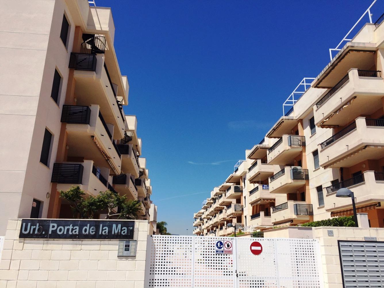 Parking coche  Avenida mediterrani, 35