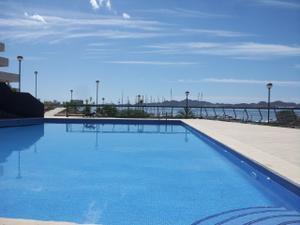 Ático en Alquiler vacacional en La Manga del Mar Menor - Plaza Bohemia / La Manga del Mar Menor