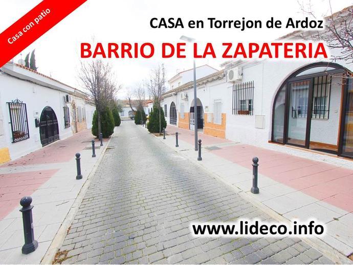 Chalet en torrej n de ardoz en parque catalu a ca ada - Chalet torrejon de ardoz ...
