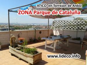 Venta Vivienda Ático parque de cataluña