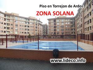 Piso en Alquiler en Solana / Parque Cataluña - Cañada - Soto