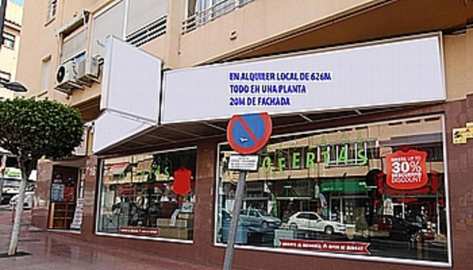 Foto 1 de Local de alquiler en Pais Valenciano, 10 Pueblo - Urbanizaciones, Alicante
