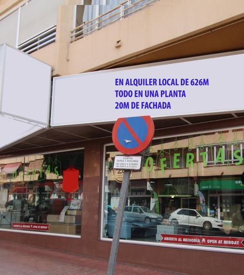 Foto 2 de Local de alquiler en Pais Valenciano, 10 Pueblo - Urbanizaciones, Alicante
