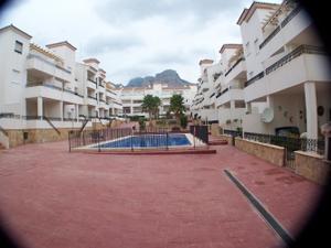 Apartamento en Venta en La Nucia, Zona de - La Nucia / La Nucia