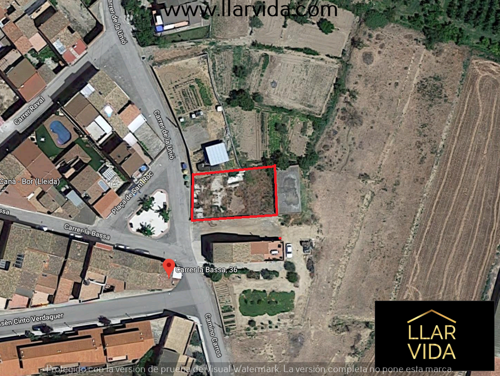 Solar urbà  Torreserona. Oportunidad!! terreno edificables de 480m2 en Torre-serona