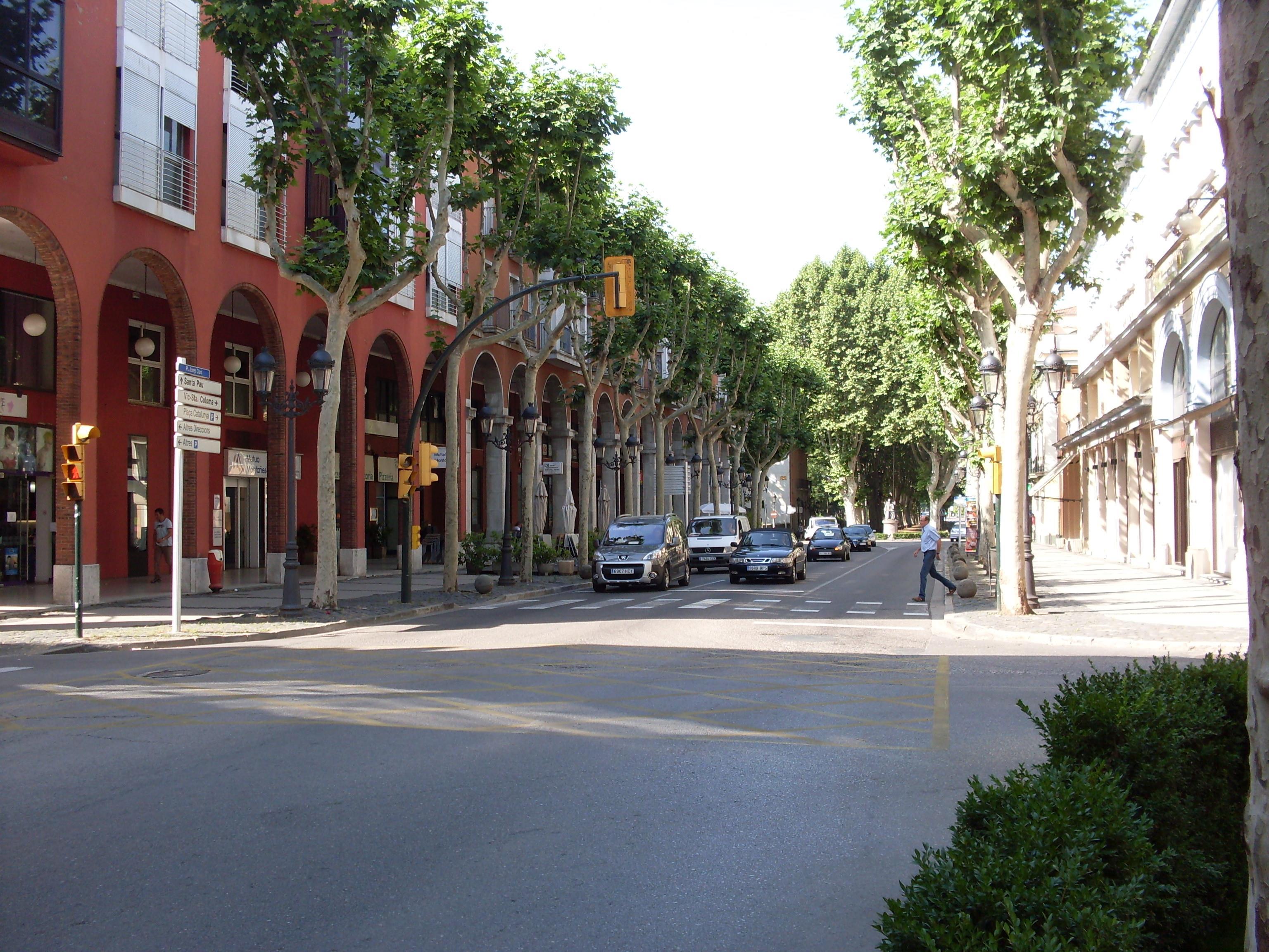 Affitto Posto auto  Paseo barcelona, 3. Parquings en venda a prop de la plaça clarà
