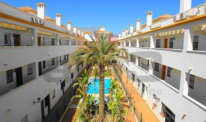Apartamentos en venta con parking en Vera