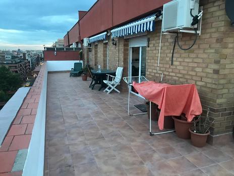Pisos en venta con terraza en Badalona