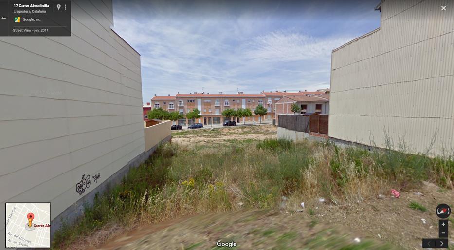 Solar urbano  Calle almedinilla, 16b. Parcel·la 181,50 m2, c/ almedinilla (sector ganix)