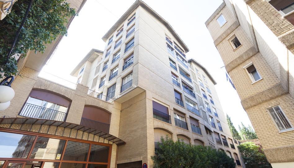 Foto 1 von Wohnung zum verkauf in Paseo de Ruiseñores, 7 Ruiseñores, Zaragoza