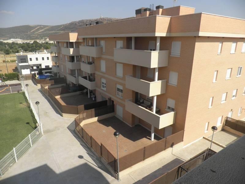Piso  Puertollano ,pau ii. Piso obra nueva. terraza. 3 dormitorios. garaje y trastero