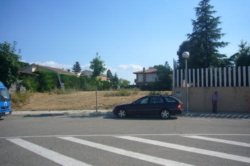 Solar urbano  Calle  canaima, 17. Alpicat/terreno