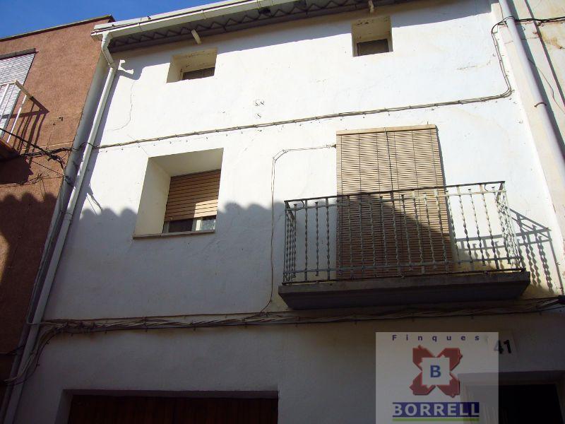Casa  Calle forn, 41. Aitona/casa