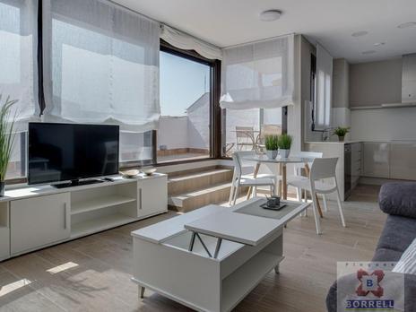 Áticos de alquiler en Lleida Provincia