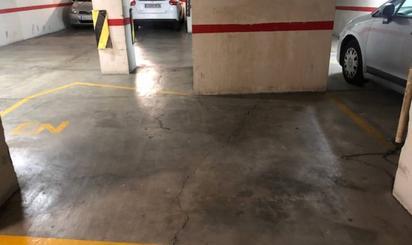Plazas de garaje de alquiler en España