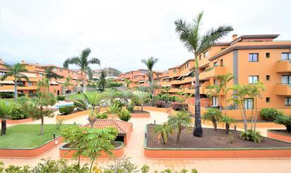 Pisos de alquiler con terraza en Puerto de la Cruz