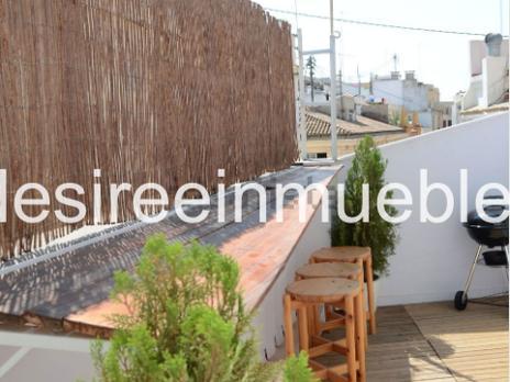 Áticos de alquiler en Valencia Provincia