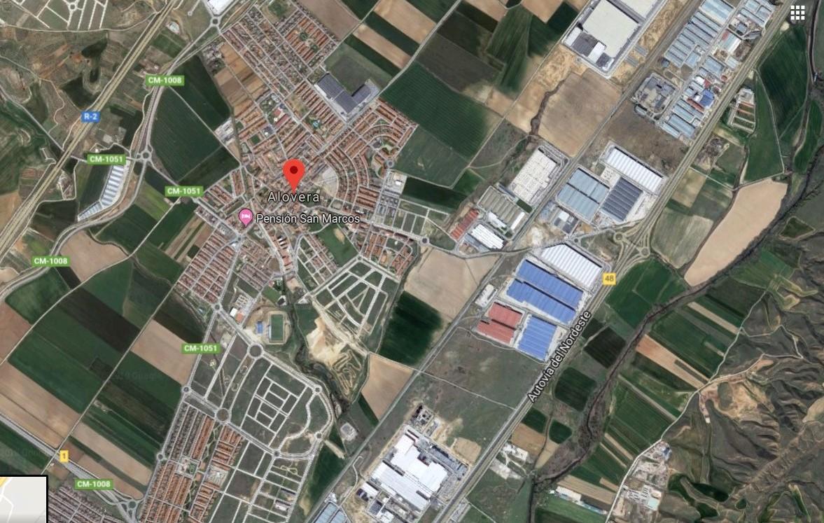 Terreno en venta,  en Alovera