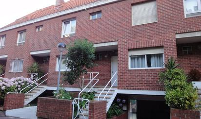 Casas adosadas de alquiler con terraza en Santander