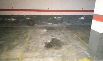 Garaje de alquiler en La Constitución - Canaleta