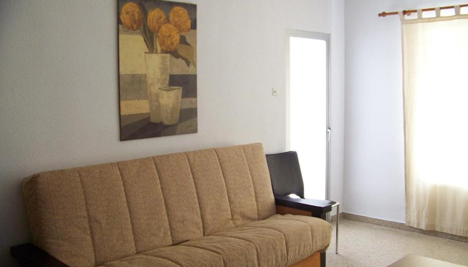 Foto 1 de Piso de alquiler en Centro, Murcia
