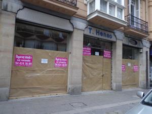 Local comercial en Alquiler en Abando - Barrio de Abando / Abando
