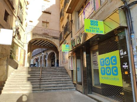 Grundstück in TOC TOC INMOBILIARIA zum verkauf in España