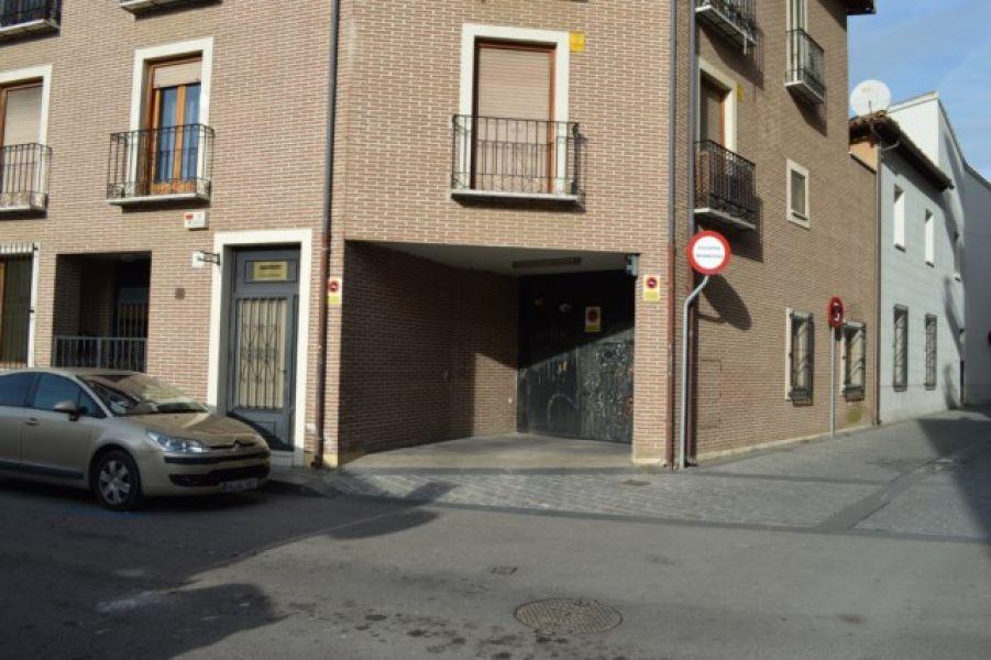 Garaje en venta en Casco histórico