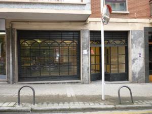 Alquiler Local comercial  algortako etorbide, 53