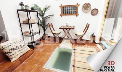 Viviendas y casas en venta con terraza en Benisanó