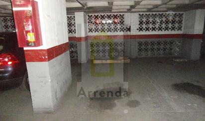 Plazas de garaje de alquiler en Santander