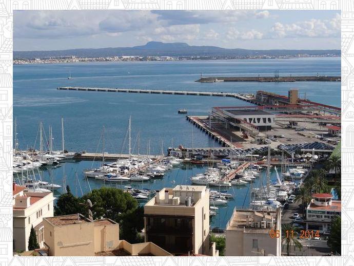 Foto 10 de Piso en Bonanova / La Bonanova - Portopí,  Palma de Mallorca