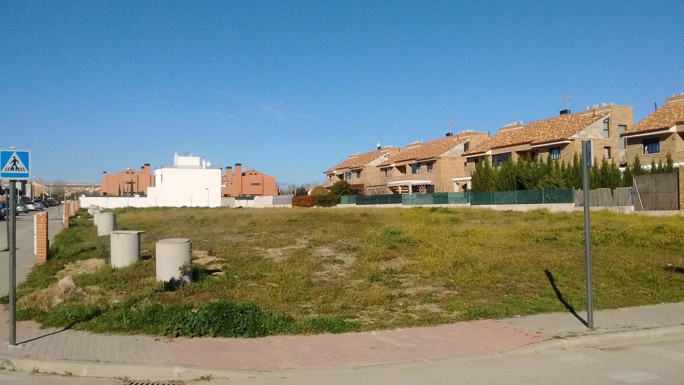 Terreno Urbanizable en venta en Villanueva de la Cañada
