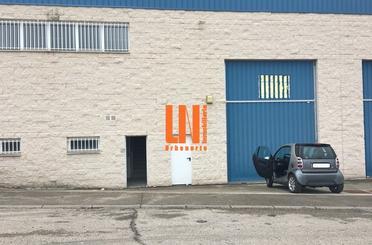 Nave industrial de alquiler en Cobeña