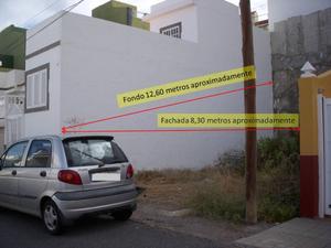 Terreno Urbanizable en Venta en Montaña de Anaga, 80 / Arucas