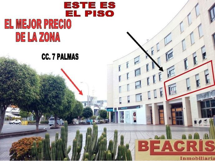 Piso en las palmas affordable piso en venta valsequillo for Pisos 7 palmas edificio president