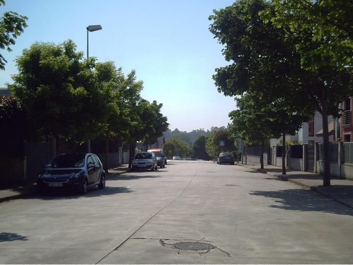 Foto 1 de Terreno Urbanizable en Bastiagueiro-Lians: Finca Urbana En Las Galeras De 377 M2. / Liáns, Oleiros