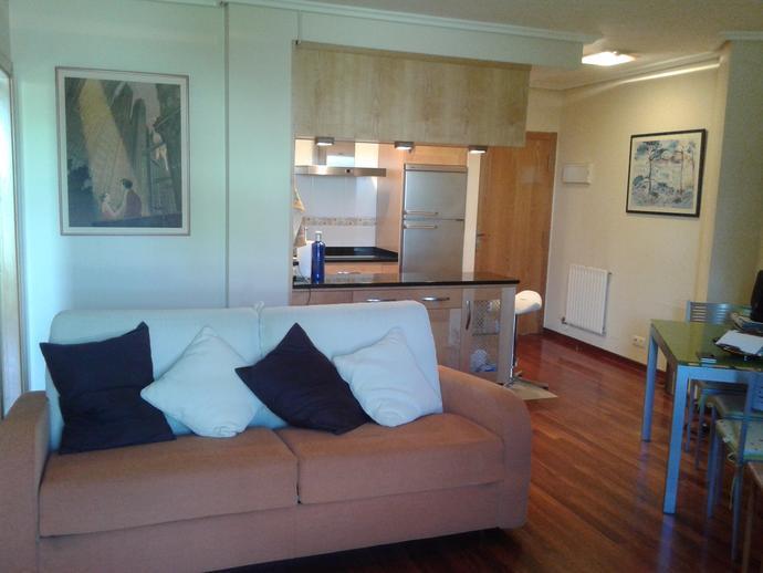 Foto 2 de Piso en Mera: Apartamento Exterior / Mera - Serantes, Oleiros