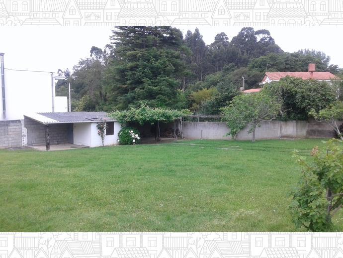 Foto 1 de Terreno Urbanizable en Mera-Oleiros: Finca De 600 M2 / Mera - Serantes, Oleiros