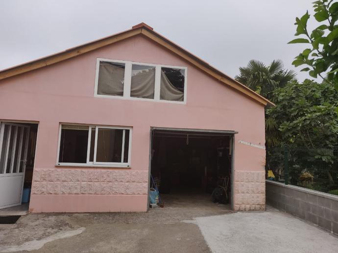 Foto 12 de Chalet en Iñas-Oleiros: Casa Individual Con Finca De 1.000 M2 / Inás, Oleiros