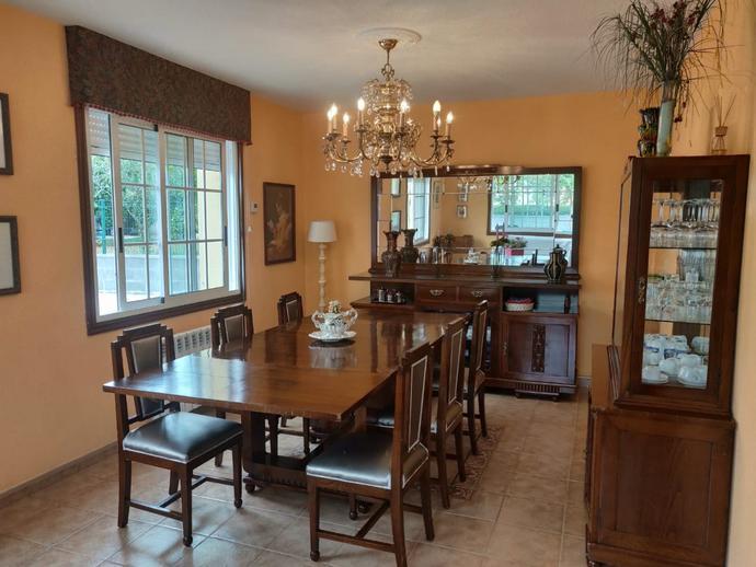 Foto 2 de Chalet en Iñas-Oleiros: Casa Individual Con Finca De 1.000 M2 / Inás, Oleiros